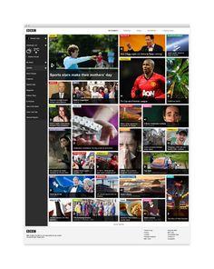 D&AD 2013: BBC Brief by Michael John Coyle, via Behance