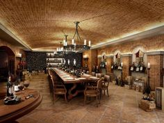 Underground Wine Cellar Design Ideas
