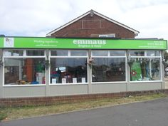 Another view of our new shop.