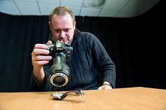 Membuat Lensa Makro Kamera Sendiri