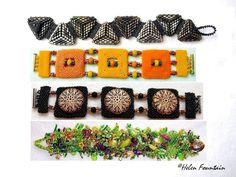 Helen Fountain Beadweaver - Jewelery Designer