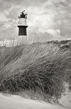 Lighthouse Borkum by Rene Columbus, via 500px