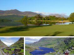 Le comté de Kerry Circuit, Golf Courses, Mountains, Nature, Travel, Irish Language, Naturaleza, Viajes, Trips