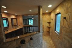 Lots of bathroom remodels before and after