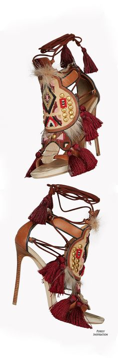 DSQUARED2 Eskimo Chic Sandals | Purely Inspiration | @ my sexy shoes2