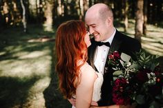 Irish Elopement, Red Haired bride Black Tie Suit, Beaded Gown, Donegal, Photography Portfolio, Absolutely Stunning, Beautiful Day, Got Married, Red Hair, Ireland