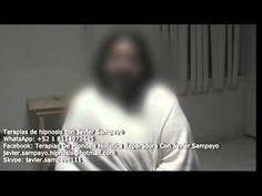 testimonio terapia con Javier Sampayo y aparicion del Maestro jesus