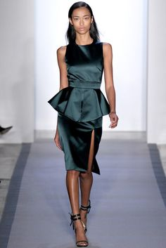Peter Som | Fall 2012 Ready-to-Wear Collection | Vogue Runway