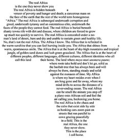 Happy AFRICA DAY to all our continent's inhabitants!This is the REAL Africa. The one so many people will never come to know. I absolutely love this. Pretoria, African Culture, African Art, African History, African Poems, African Design, African Beauty, Afrika Tattoos, Love Sayings