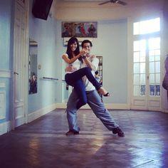 #tbt #Tangolesson in #Buenosaires , #Argentina またアルゼンチンでタンゴしたいなー - @rie_asakura- #webstagram