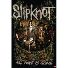 Trends International Slipknot Hope Is Gone Wall Poster 22.375 inch x 34 inch