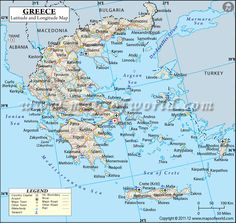 map of italy and surrounding countries   ... maps driving distances ...