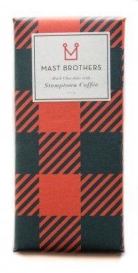 Mast Brothers Stumptown Coffee Chocolate Bar