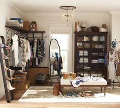 no closet organizing solutions