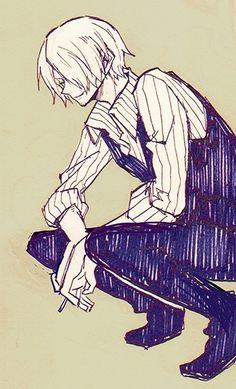 Sanji  One piece Anime