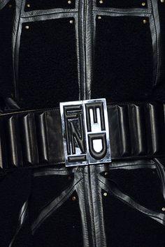 Fendi Fall 2007 Detail