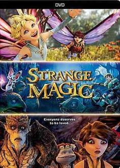 Rent Strange Magic starring Alan Cumming and Evan Rachel Wood on DVD and Blu-ray. Get unlimited DVD Movies & TV Shows delivered to your door with no late fees, ever. One month free trial! Streaming Movies, Hd Movies, Movies Online, Movie Tv, Hd Streaming, Teen Movies, 2015 Movies, Pixar Movies, Netflix Movies