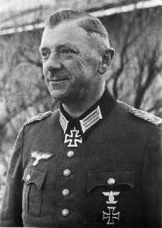 Wilhelm Burgdorf (Feb. 14, 1895 - May 2, 1945) born in Fürstenwalde and served as a Commander and Staff Officer within the German Army during the Second World War. He was one of the Officers most loyal to Adolf Hitler in the final months of the war and committed suicide in the Führerbunker along with his colleague, Chief of Staff Hans Krebs soon after the suicide of Hitler and Joseph Goebbels.