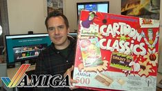 Amiga 500 Plus Computer System Review - Cartoon Classics I relive my first Amiga experience by unboxing and setting up the Commodore Amiga 500 Plus Cartoon Classics pack!  My retro gaming podcast: http://theretrohour.com