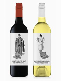 Special Wine packaging
