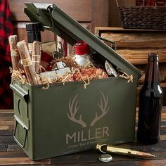 Buy Five Star Dad Personalized Ammo Box Gift For Dad you can customize with your own text. Choose from 50 or 30 Cal authentic military surplus ammo box. Unique Gifts For Dad, Romantic Gifts For Him, Gifts For Husband, Creative Gifts, Gifts For New Dads, Engraved Gifts, Personalized Gifts, Diy Gifts, Best Gifts