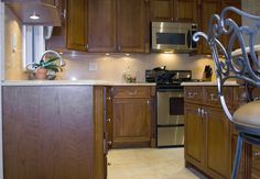 Do you prefer a more traditional kitchen?