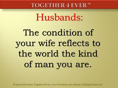 honor your wife
