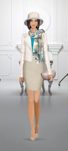 Covet Fashion Game-Challenge-French Press Interview