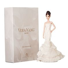 Vera Wang Bride: The Romanticist Barbie Doll