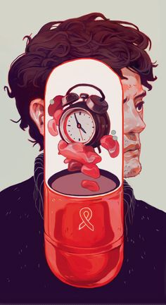 The Real Cure for Aids by Daniel Engber http://on.tnr.com/1421flv Illustration by Sachin Teng