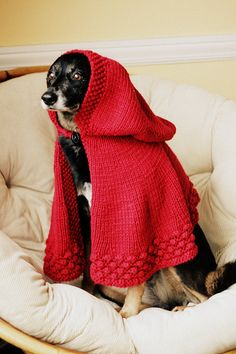 Wonder if Mia would like to be Little Red Riding Hood.