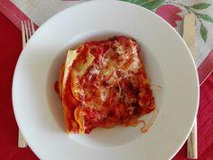 Från Underbara Umbrien: Lasagne för tomatälskare
