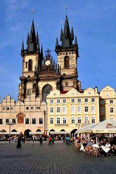 Staroměstské Náměstí (Old Town Square), Prague