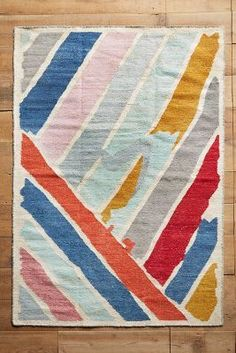Anthropologie Coastland Rug #anthrofave