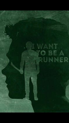 I want to be a runner