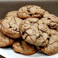Best Big, Fat, Chewy Chocolate Chip Cookie Allrecipes.com, photo by ...