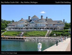 Bay Harbor Yacht Club - Michigan - Archiventure