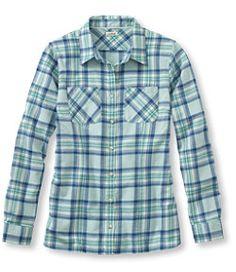 #LLBean: Freeport Flannel Shirt