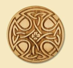 Each family member gets a celtic knot. You can burn them into wood, stamp, emboss or embroider them to label belongings, rooms, etc. When a child gets engaged, give their spouse an individual knot that can be combined together with the other.