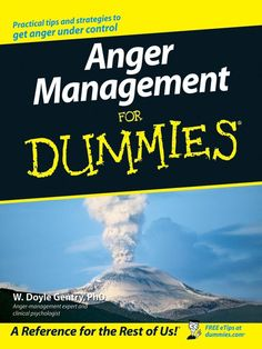 -FREE DOWNLOAD- Anger Management For Dummies