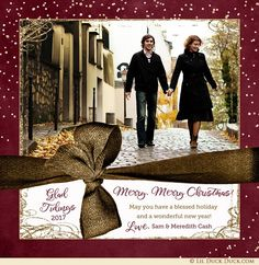 This modern square photo wedding invitation features you and your beloved with your image, custom colors & personalized text. Adapt the wording to suit any of your engagement or wedding needs. Wedding Color Schemes, Wedding Colors, Wedding Ideas, Christmas Photo Cards, Christmas Photos, Christian Christmas Cards, Photo Wedding Invitations, Square Photos, Custom Cards