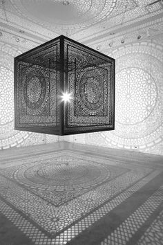 Intersections / Anila Quayyum Agha