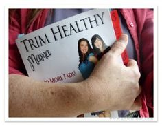 quick start guide to Trim Healthy Mama