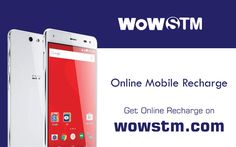 Visit Wowstm.com for online mobile recharge and get exciting offers. #onlinerecharge, #phonerecharge, #mobileonlinerecharge, #easyrecharge, #rechargeonline