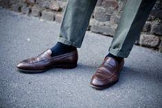 """Eleventh picture in Fabio Attanasio's blog post """"MERANO COAT"""". Model: Fabio Attanasio."""