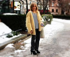 Stockholm Fashion Week AW13: Street Style :: Company.co.uk