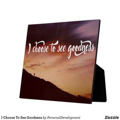 Zazzle's Inspirational Quotes plaques and signs are great to commemorate your big event! Choose Me, Inspirational Quotes, Good Things, Life Coach Quotes, Inspiring Quotes, Quotes Inspirational, Inspirational Quotes About, Encourage Quotes, Inspiration Quotes
