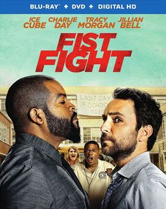 FIST FIGHT BLU-RAY (WARNER)