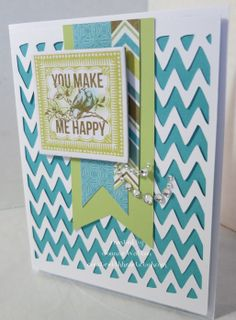 Skylark card To shop or join: www.suzyscrapbooker.ctmh.com