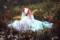 Thumbelina , Wedding Dress by QWER93 on DeviantArt